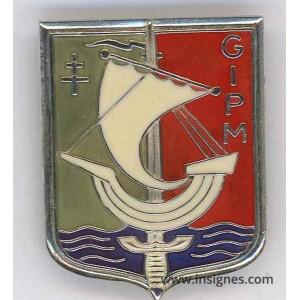Groupement d'Instruction des Préparations Militaires GIPM en Argent Massif