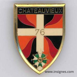76° Régiment d'Infanterie Vincennes