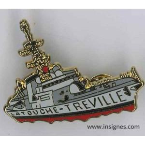 LATOUCHE TREVILLE Pin's