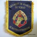 Régiment de Marche du Tchad Fanion RMT