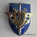 GSBDD Base de Defense GUYANE Insigne Translucide