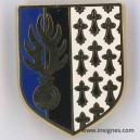 3° Légion de Gendarmerie Mobile Ecu Bretagne
