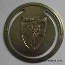 1° régiment d'Infanterie Marque Page