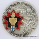 Etablissement du GENIE de Marseille Médaille de table 70 mm