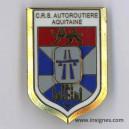 CRS Autoroutiére AQUITAINE