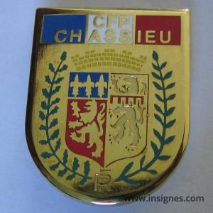 CFP Chassieu (fond doré)