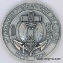 1° RIMA Médaille de table 65 mm