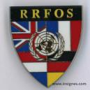 RRFOS Insigne ONU