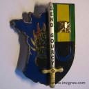 Gendarme GOURCY ESOG Promotion Gendarmerie Arthus-Bertrand Paris GN 0152