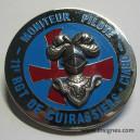 Moniteur Pilote 11 R de Cuirassiers Carpiagne ABC Brevet Cavalerie