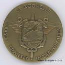 Base de Transit InterArmées BTIA LA ROCHELLE Médaille de table 65 mm