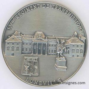 53° Régiment de Transmissions Lunéville Coin's