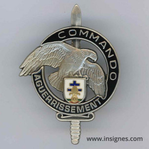 13° DBLE Brevet Commando aguerrissement Djibouti Drago Noisiel