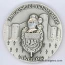 Compagnie de Gendarmerie ANGERS Médaille de table 65 mm
