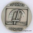 CIRAT Informer Recruter Fond de coupelle 68 mm