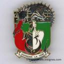 Génie 19° RG Compagnie d'Appui 22° Cie Insigne AB