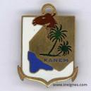 KANEM Tchad Insigne Augis