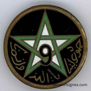 9° Régiment de Tirailleurs Marocains