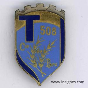 508° Compagnie de parc des Transmissions