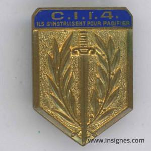 CII N°4 Centre d'Instruction de l'Intendance
