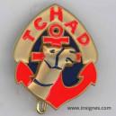 RMT Régiment de Marche du Tchad (relief)