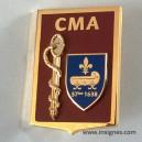 Centre Médical des Armées CMA Saint Germain en Laye G 5292 (T1)
