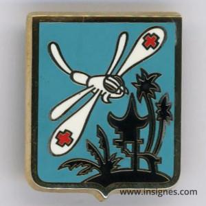 1° Escadrille DURANCE de l'Escadron d'Hélicoptères 5-67 Pichard Balme A 650