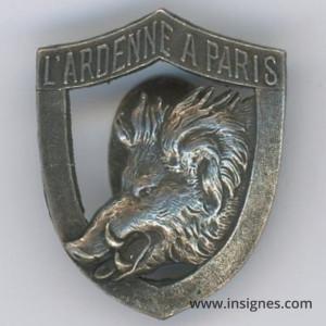 L'Ardenne a PARIS (sanglier)