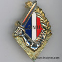 Bataillon Français de Corée ONU Insigne Atlas