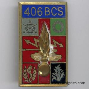 406° BCS Insigne Arthus-Bertrand