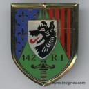 142° Régiment d'Infanterie Insigne Drago G 1958