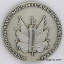 Direction des Personnels Militaires de l'Armée de Terre Médaille 65 mm
