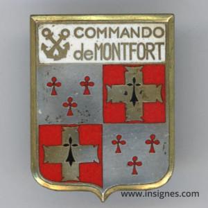 Commando DE MONTFORT