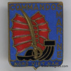 Commandos Marine Nord Viêt-Nam Type 1