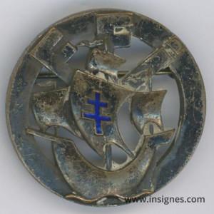 10° Division d'Infanterie FFI Insigne N° Arthus-Bertrand