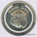 DIRISI METZ Marque page Transmissions 40 mm