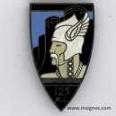 125° Régiment d'Infanterie Insigne Fraisse-Demey