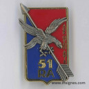 51° Régiment d'Artillerie