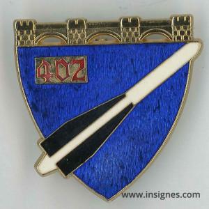 402° Régiment d'Artillerie Antiaérienne Translucide