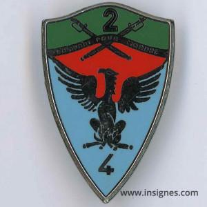 2° Régiment de Chasseurs 4° Escadron