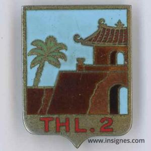 THL 2 Centre d'Instruction de l'armée Vietnamienne