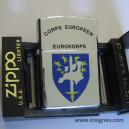 Corps Européen Eurokorps Zippo