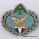 420° DSL CCB 24° Mandat Liban