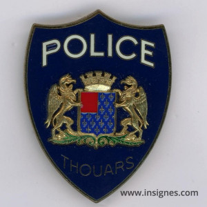 Thouars - Police Nationale