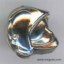 Casque F 1 Pin's Visière argentée