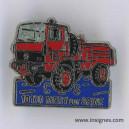 Méry sur Seine Pin's (camion)