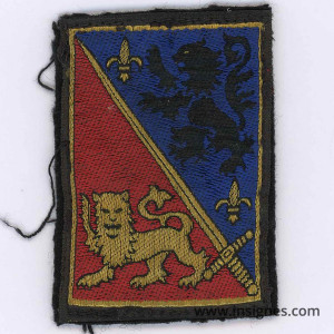 12° Division d'Infanterie Tissu